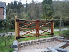 hanging gates