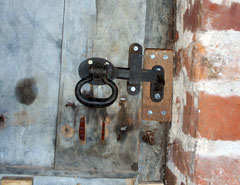 loft door-latch