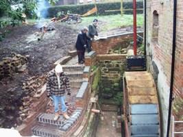 Planning the railings