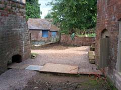 tidy yard