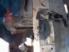top bearing