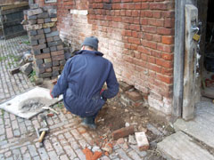 brickwork repair