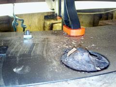 great spur repair