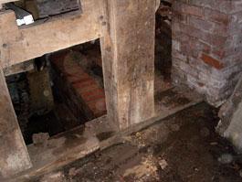 Ground Beam Repair