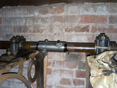 line-shaft coupling