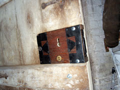 old lock refixed