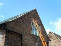 painting new window