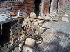 wheel puller