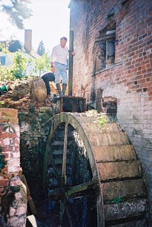 The wheel in September 2006
